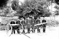 12754 Knights of Pytheas Drill Team